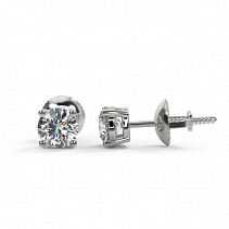 Diamond Earrings TDE04
