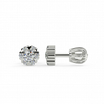 Diamond Earrings TDE27