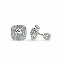 Diamond Earrings TDE30