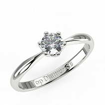 Diamond ring TD70