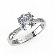 Diamond ring TD68