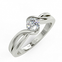 Diamond ring TD53