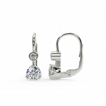 Diamond Earrings TDE25