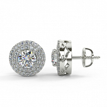 Diamond Earrings TDE02XL